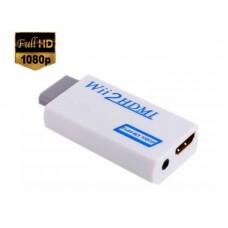 Adaptor Wii la HDMI, Active, Full HD, convertor analog la digital, tata mama, cu mufa video si sunet audio, compatibilitate: consola nintendo wii la televizor/ monitor tv cu hdmi