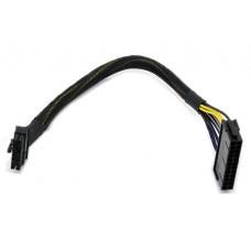 Cablu adaptor sursa alimentare de la ATX 24 pin la 14 pini, Active, 20 CM, compatibil IBM Lenovo Q77, Q75, B75, A75