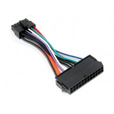 Cablu adaptor sursa alimentare de la ATX 24 pin la 12 pini, Active, 10 CM, compatibil Acer Q87H3-AM