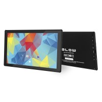 "Tableta PC BLOW BlackTAB10.4HD 10.4"", Quad-Core 1.2Ghz, 1Gb Ram, 8Gb, 1024x600, Camera 2MP spate, 0.3MP fata, Bluetooth, Android 5.1"