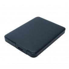 "Carcasa Rack Extern Hard Disk 2.5"", USB 3.0, negru, hdd sata"