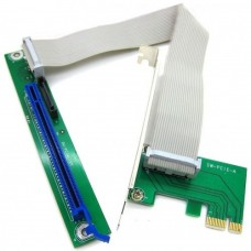 Placa PCI-Express 1X adaptor la PCI-E 16X, ACTIVE, riser card