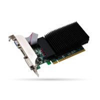 Placa video Inno3D GeForce® GT 210, 1GB DDR3, 64-bit