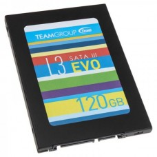 SSD 120 Gb Team Group L3 EVO 2.5'', SATA3, 530/400Mb/S, Solid State Drive