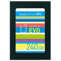 SSD 240 Gb Team Group L3 EVO 2.5'', SATA3, 530/470 Mb/S, Solid State Drive