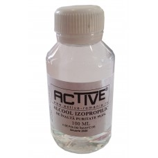 Alcool Izopropilic de inalta puritate 99.8%, Active, 100ML