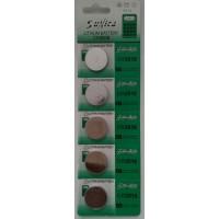 Set 5buc. blister Baterie tip buton CR2016, 3V, baterie lithium