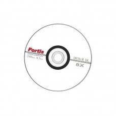 DVD+R Fortis Double Layer, 8.5GB, 8x