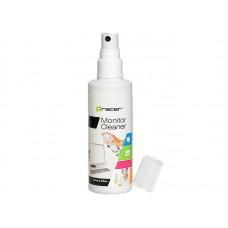 Spray curatare ecrane LCD si sticla, Tracer, 250 ml