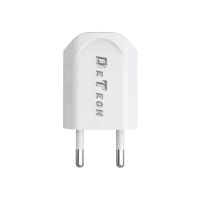 Incarcator Detech compatibil Telefoane, iesire USB, 5V, 1A, 1000mAh