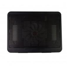 "Laptop Cooling Stand 15.6 "", Active, 120mm Cooled Light Fan, Silent, USB Power, Slim Model"
