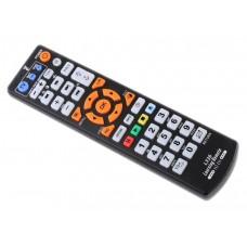 Telecomanda Universala  TV cu functie de invatare/memorare, ACTIVE L336,  pentru televizor, dvd, satelit