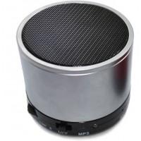 Boxa portabila bluetooth Active TH-S10U, GRI, 3W, metal, baterie 520mAh, wireless, card, usb