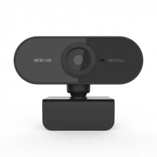 Camera Web cu microfon Active K50, USB 2.0, rezolutie FHD 1080p, webcam plug and play, sistem prindere pe monitor/ laptop