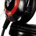 Casti GAMING Fantech HG2, difuzoare 30mm, microfon, cablu 2.1m, negru