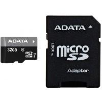 Card microSD 32Gb cu adaptor SDHC, clasa 10, Adata