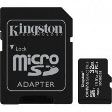 Card microSD 32Gb cu adaptor SDHC, 100Mb/s