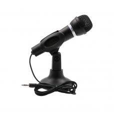 Microfon Active YW-30, cu picior reglabil, jack 3.5mm, Pentru calculator / laptop