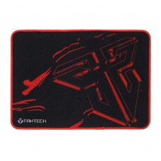 MousePad Gaming FanTech, 25x21x2cm, Black/Red, Anti-slip Pad Protection