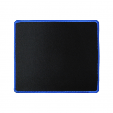 MousePad Gaming Logilily L16B, 25x21x0.2cm, Negru, protectie anti alunecare Pad