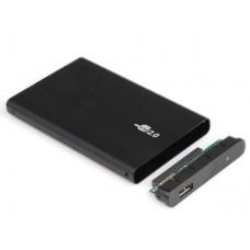 "Carcasa Rack Extern Hard Disk / SSD 2.5"" hdd ide USB 2.0, negru,"