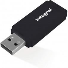 Memorie USB/ Stick 16Gb, USB 2.0, Integral, Negru