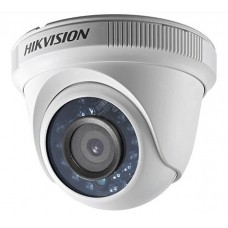 Camera supraveghere Dome Hikvision HD 1.0 MegaPixel CMOS, Analog HD output, Infrarosu