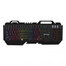 Tastatura PRO Gaming FanTech K610,  Iluminata, USB, negru