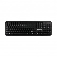 Tastatura USB ZornWee ZE-920, 104 taste, Negru