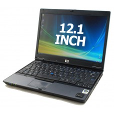 Laptop refurbish HP2510P Intel Core2Duo, 2G Ram, hdd 100Gb, DVD-RW, Ecran12.1""