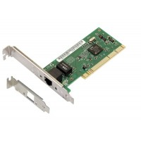 Placa Retea PCI Gigabit Ethernet, chip Intel PRO 1000, Active, internet 10/100/1000M, 1Gb, low profile bracket inclus