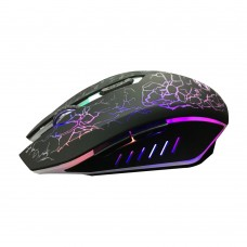 Mouse Gaming ZORNWEE Z032, Negru, USB, 2400 dpi, optic, 6 butoane