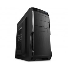 PC Cases RPC AA500BE, Middle Tower ATX, 500W power supply, Black