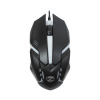 Mouse Gaming ZORNWEE Revival GM-02, Negru, USB, 1000 dpi, optic, 3 butoane, cablu 1,5M, iluminat