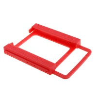 """Mounting frame adapter for HDD/ SSD 2.5"""" on bay at 3.5"""", Active, plastic"""