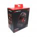 Casti GAMING Fantech HG6, difuzoare 40mm, microfon, cablu 2.1m, negru