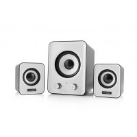 Sistem Boxe 2.1 Logic LS-20, 11W, stereo, membrana cauciuc, subwoofer, alimentare usb, 1 x jack 3.5mm, calitate deosebita, sunet clar