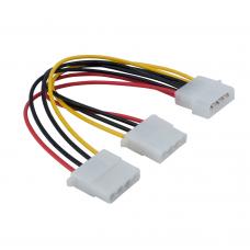 Cablu multiplicator molex (ide) 1 mama la 2 tata