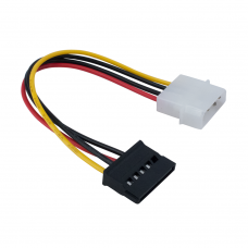 Power adapter molex (ide) - SATA 15cm