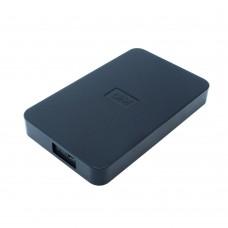 """Carcasa Rack Extern Hard Disk / SSD 2.5"""" WD, USB 2.0, negru, hdd sata"""