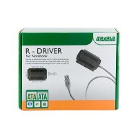 Adaptor USB 2.0 la Sata si Ide, 4WORLD, pentru hard disk sau cd / dvd extern, + alimentator 2A