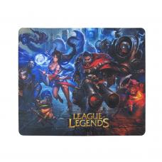 MousePad League of Legends, 23x20x0.1cm, Animations, Anti-slip Pad Protection