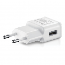 Charger for smartphone, Active, USB out, 5V, 1A, 1000mAh